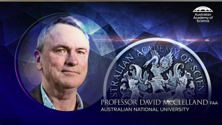 Professor David McClelland FAA