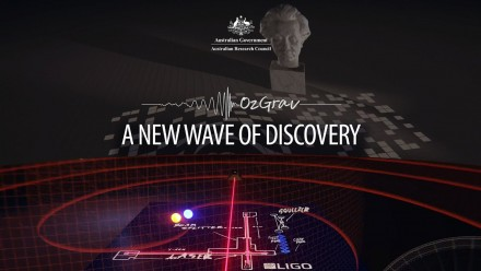 OzGrav: A new wave of discovery